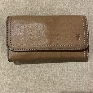 Frye Lily convertible phone wallet